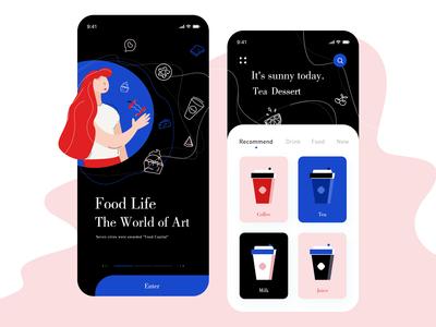 UI - Food Life