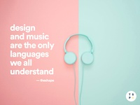 Design and Music