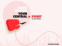 Make Design Your Central Point