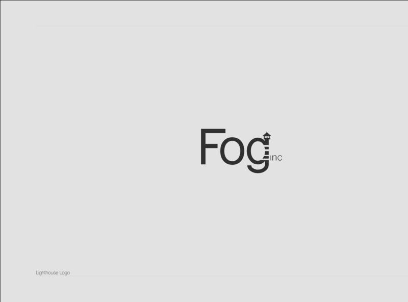Lighthouse Logo app design web ux designmatters geometric ui minimaldesign logodesign branding