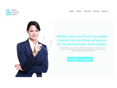 Books Nearme Perth typography flat app ux ui illustration geometric designmatters aesthetics minimaldesign