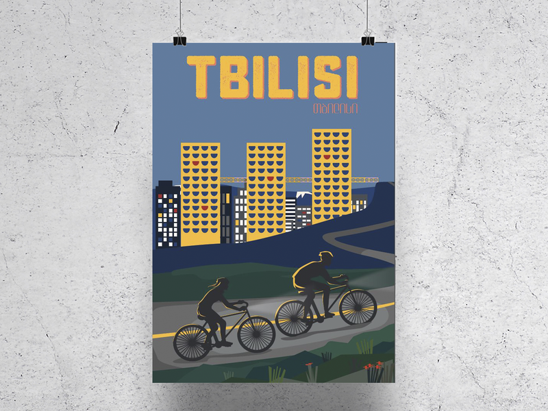 Tbilisi urban living