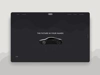 Car Concept - sneak peak