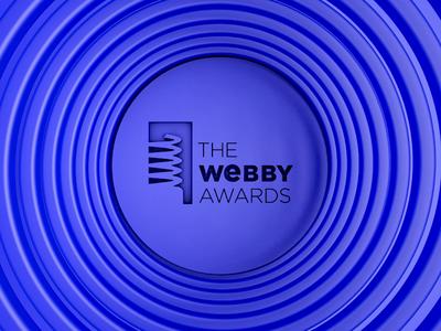 Webby Awards nomination webby awards animation moxy loop motion