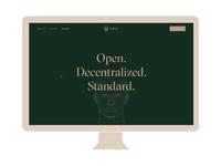 Nomios Wallet - Landing Page