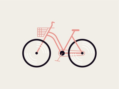Bike bike vector illustration design