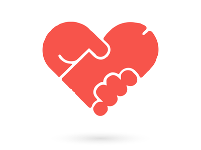 Valentine's Day Logo for Single men icon logo design