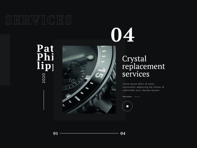 Crystal replacement services