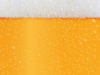 Beer gold suds head foam droplet water drop oktoberfest beer