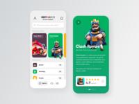 Phone Games Mobile App