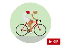 Bike Animation