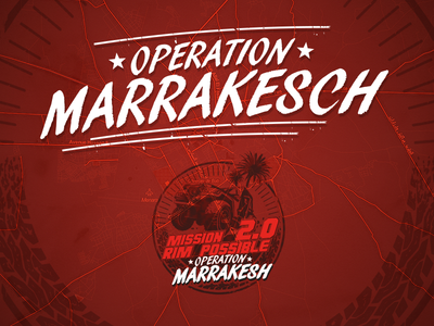 Operation Marrakesh Titles