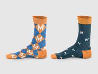 Merkle Leadership Meeting Socks
