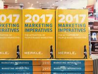 Merkle 2017 Imperatives Cover Design