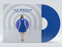 Vinyl Cover The Wonder Music Emporium July