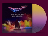 The Wonder Music Emporium Aug '18 Cover