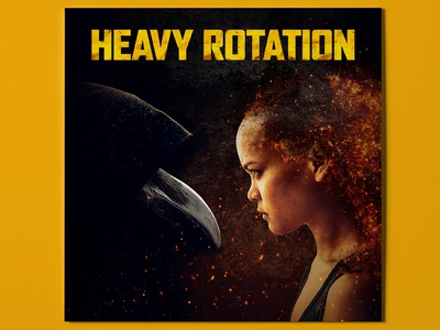 Heavy Rotation March '19 Cover