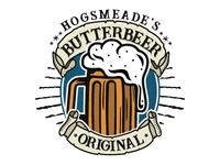 Hogsmeade's Butterbeer