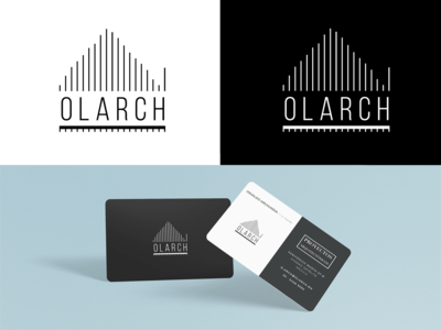 """Olarch"" Logo design"