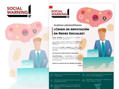 "Illustration application in ""Social Warning"" description."