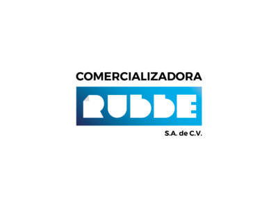 """Rubbe"" Logo design"