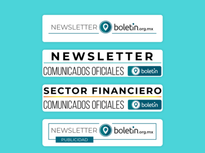 """Boletín.org.mx"" Mailing headers"