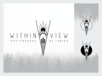 W I T H I N  V I E W     Logo Design