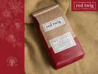 red twig   Coffee Bag & Re-Branding