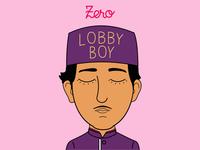 Zero - A Lobby Boy