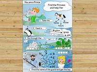 English quest for children