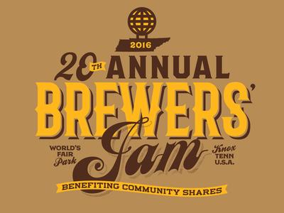 Brewers' Jam 2016