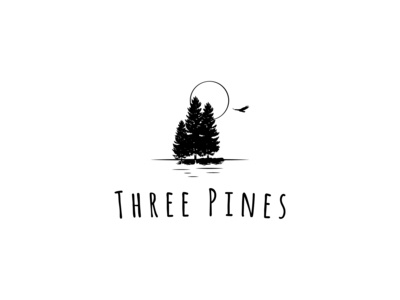 Three pines logo