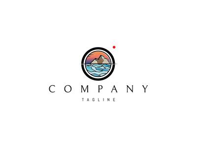 Landscape Nature Logo