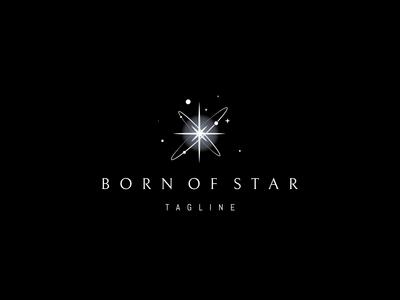 Born of star logo