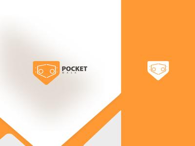 Pocket Mask Logo