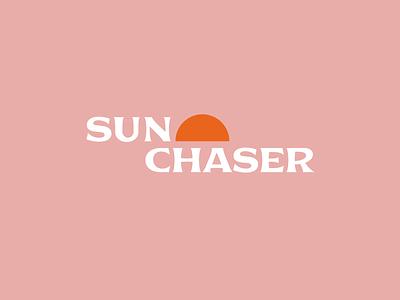 Sun Chaser lowdrag design typography