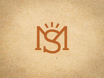 Strange Makes Logo branding logo graphic design