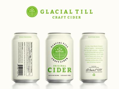 Glacial Till Craft Cider