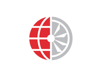 Global Aircraft Engines Icon