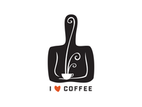 I Heart Coffee Logo