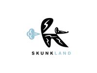 Skunk Land Logo