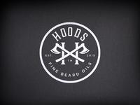 Hoods Fine Beard Oils logo