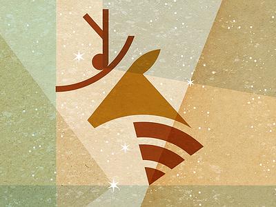 Winter Reflections 2019 Logo illustration design logo design logo