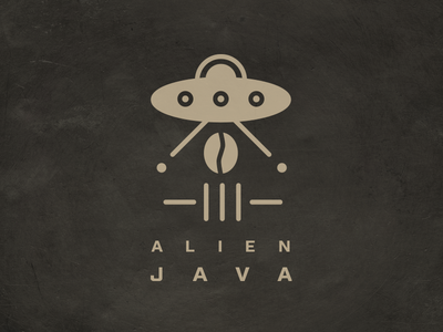Alien Java Logo