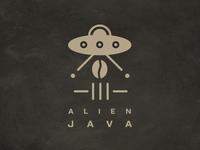 Alien Java Logo