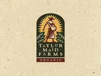 Taylor Maid Farms Logo