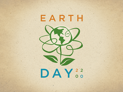 Earth Day Logo 2020