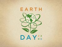 Earth Day Logo 2020