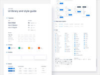 Untill - hospitality management platform - Style guide