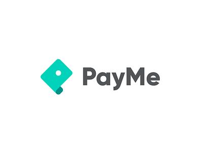 PayMe - fintech concept logo animation v2 money app wallet letter p branding agency product design logo grid fintech branding icon icon app symbol logo mark brand identity brand design logo design logotype logo